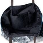 Greyfriars Bobby Blue Ramsay Modern Tartan Tote Bag