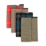 Scottish iPad cases in tartan and Harris Tweed - made in Scotland