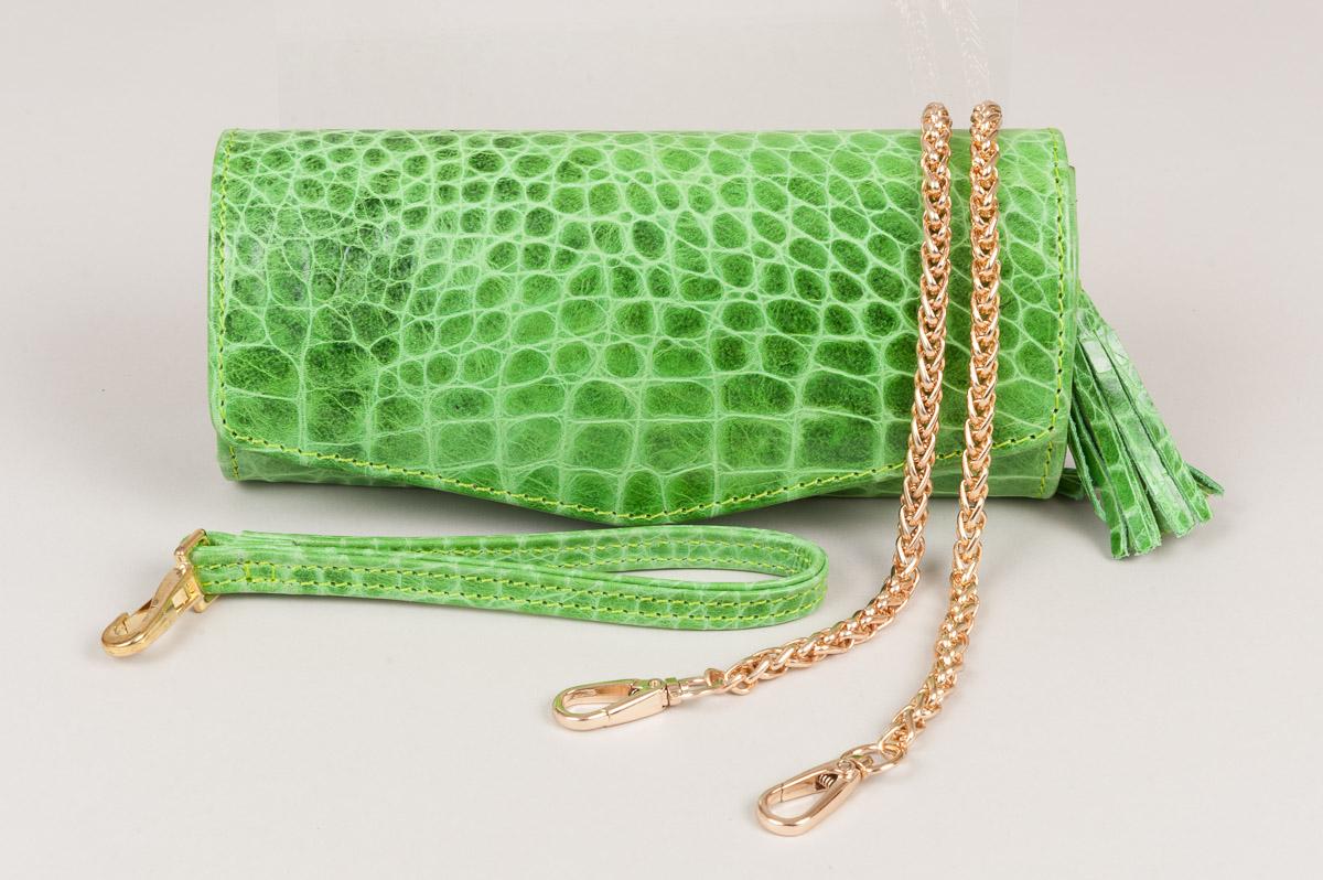 Clutch Bag Lime Green Leather Crocodile Pattern Dsc4580 Edit Dsc4584 Dsc4585 Dsc4587 Dm Products 20181119 0067