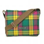 MacMillan Old Ancient tartan Skye satchel