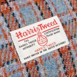 Harris Tweed made in scotland