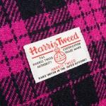 Harris Tweed made in scotland handbag