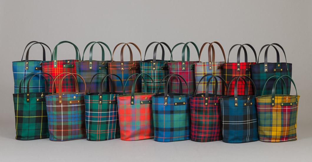 The Ailsa totes